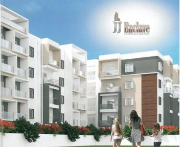 Gallery Cover Image of 1235 Sq.ft 3 BHK Apartment for buy in J P Nagar 8th Phase for 5557000