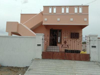 Gallery Cover Image of 950 Sq.ft 2 BHK Independent House for rent in Kundrathur for 12000
