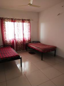 Bedroom Image of Star Paying Guest in Wakad
