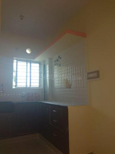 Kitchen Image of 450 Sq.ft 1 BHK Apartment for rent in Whitefield for 12000