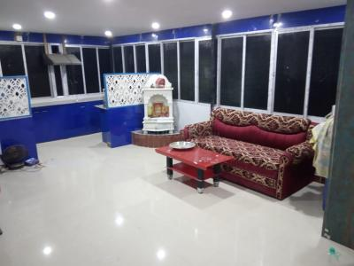 Gallery Cover Image of 600 Sq.ft 1 RK Independent House for rent in Santoshpur for 15000