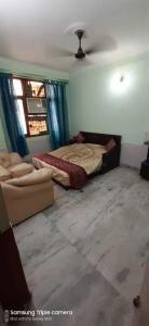 Bedroom Image of Joy Homes PG in Mehrauli