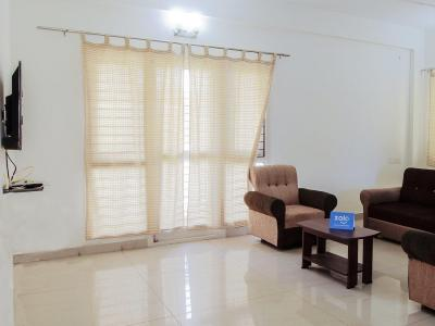 Living Room Image of Zolo Waterfront in Kalipathur