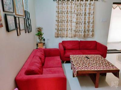 Gallery Cover Image of 1218 Sq.ft 2 BHK Apartment for rent in DSR White Waters I, Gunjur Palya for 26000