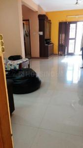 Gallery Cover Image of 1200 Sq.ft 2 BHK Apartment for rent in Murugeshpalya for 26000