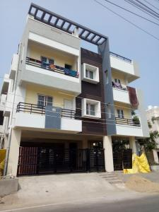 Gallery Cover Image of 670 Sq.ft 1 BHK Apartment for buy in Thoraipakkam for 3750000