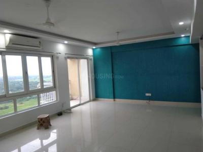 Gallery Cover Image of 1955 Sq.ft 3 BHK Apartment for rent in Merlin Elita Garden Vista, New Town for 35000