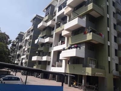 Gallery Cover Image of 650 Sq.ft 1 BHK Apartment for buy in Dhayari for 3100000