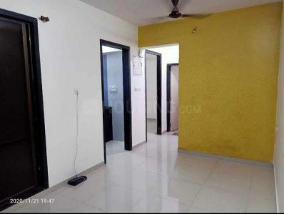 Gallery Cover Image of 730 Sq.ft 1 BHK Apartment for rent in Nisarg Hyde Park, Kharghar for 15000