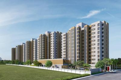 Gallery Cover Image of 854 Sq.ft 2 BHK Apartment for buy in Yashada Splendid Park, Alandi for 3496000