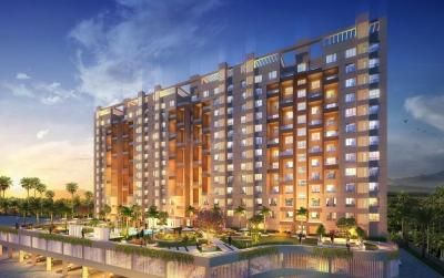 Gallery Cover Image of 1313 Sq.ft 2 BHK Apartment for buy in GKG Kingsway, Ghorpadi for 12300000
