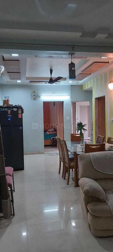Living Room Image of 1980 Sq.ft 3 BHK Apartment for buy in Chandkheda for 8000000