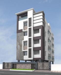 Gallery Cover Image of 729 Sq.ft 1 BHK Apartment for buy in Thiruvanmiyur for 9355000