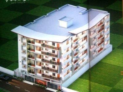 Gallery Cover Image of 1530 Sq.ft 3 BHK Apartment for buy in Kaggadasapura for 7300000