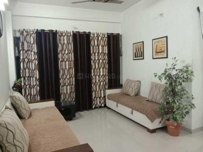 Gallery Cover Image of 1674 Sq.ft 3 BHK Apartment for rent in Ghatlodiya for 20000