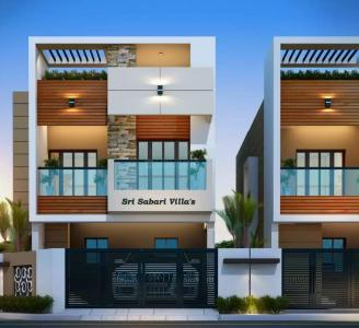 Gallery Cover Image of 1760 Sq.ft 3 BHK Villa for buy in Madambakkam for 9800000