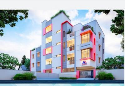 Gallery Cover Image of 792 Sq.ft 2 BHK Apartment for buy in Medavakkam for 4752000