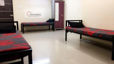 Bedroom Image of Homestay in Andheri West