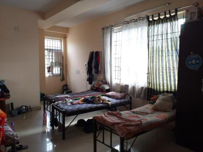 Bedroom Image of Slv PG in Bilekahalli