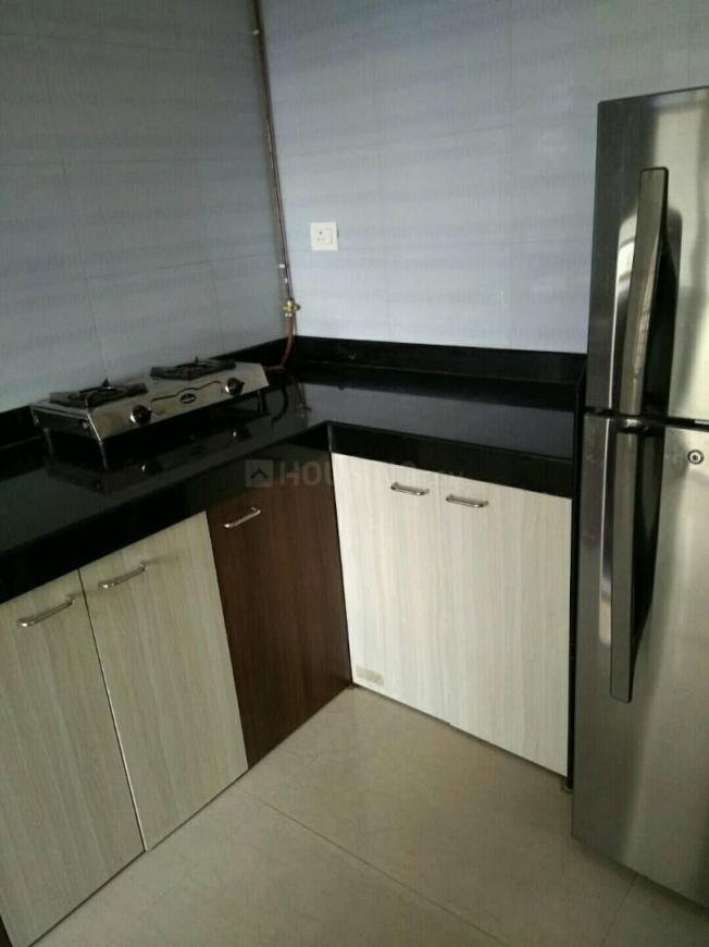 Kitchen Image of 1100 Sq.ft 2 BHK Apartment for rent in Andheri East for 47000