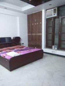 Gallery Cover Image of 275 Sq.ft 1 RK Independent Floor for rent in Sector 36 for 12000