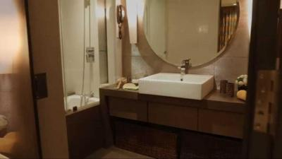Common Bathroom Image of Separate Bedroom in Juhu