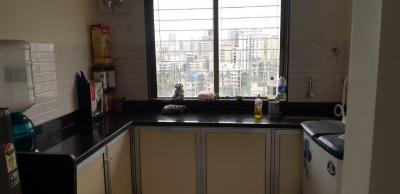 Kitchen Image of The Sustays - Affordable Luxury Apartments in Kandivali West
