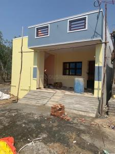 Gallery Cover Image of 450 Sq.ft 1 BHK Independent House for buy in Rathinamangalam for 1700000