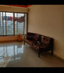 Gallery Cover Image of 650 Sq.ft 1 BHK Apartment for rent in Soham Gardens, Thane West for 18000