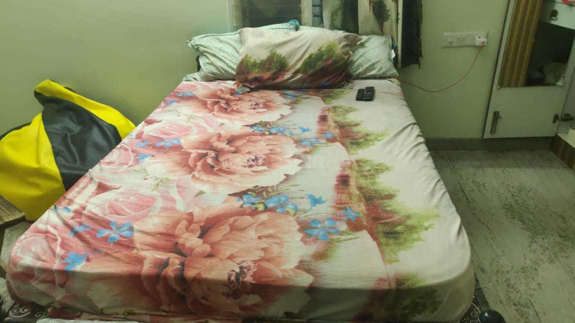 Bedroom Image of 900 Sq.ft 1 RK Independent Floor for rent in Amrutahalli for 13000
