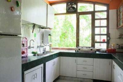 Kitchen Image of Bhandari PG in Greater Kailash