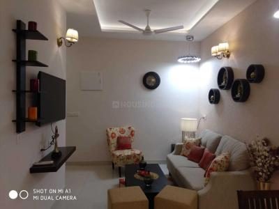 Living Room Image of 1460 Sq.ft 3 BHK Apartment for buy in Shristinagar, Shristinagar for 4800000