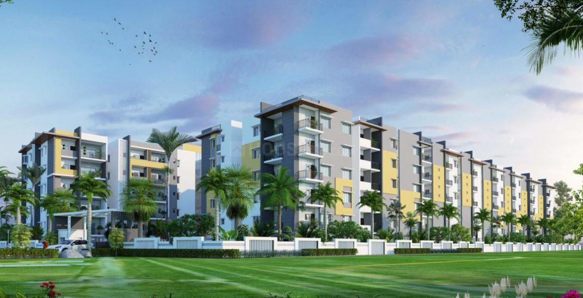 Brochure Image of 1470 Sq.ft 3 BHK Apartment for buy in Puppalaguda for 6920000