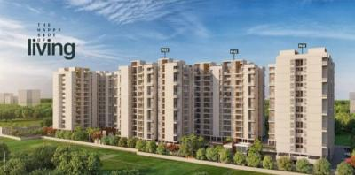 Gallery Cover Image of 653 Sq.ft 1 BHK Apartment for buy in Divine Palm Spring, Wakad for 3900000
