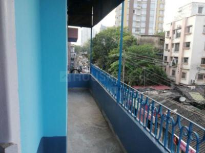 Balcony Image of 1100 Sq.ft 2 BHK Independent House for rent in Ballygunge for 32000
