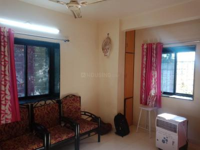 Gallery Cover Image of 575 Sq.ft 1 BHK Apartment for rent in Dhayari for 10000