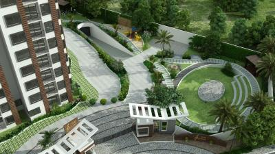 Gallery Cover Image of 940 Sq.ft 2 BHK Apartment for rent in Sumo Sonnet, Muneshwara Nagar for 27000