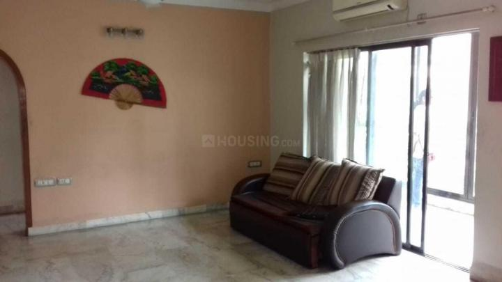 Living Room Image of 1200 Sq.ft 2 BHK Apartment for rent in Sangamvadi for 35000