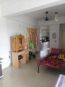 Gallery Cover Image of 1500 Sq.ft 2 BHK Apartment for rent in Aroma Aakruti Elegance, Chandkheda for 13500