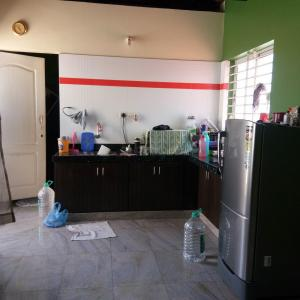 Gallery Cover Image of 400 Sq.ft 1 RK Independent Floor for rent in Jogupalya for 13000