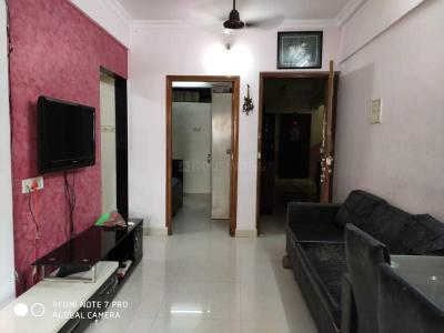 Gallery Cover Image of 1020 Sq.ft 2 BHK Apartment for rent in Airoli for 32000