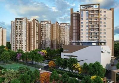 Gallery Cover Image of 1195 Sq.ft 2 BHK Apartment for buy in Brigade 7 Gardens by Brigade Enterprises Ltd, Banashankari 6th Stage 6th Block for 7600000