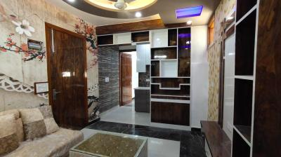 Gallery Cover Image of 585 Sq.ft 2 BHK Independent Floor for buy in Dwarka Mor for 3300000