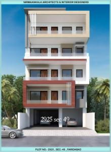 Gallery Cover Image of 1950 Sq.ft 3 BHK Independent Floor for buy in Sector 49 for 7200000