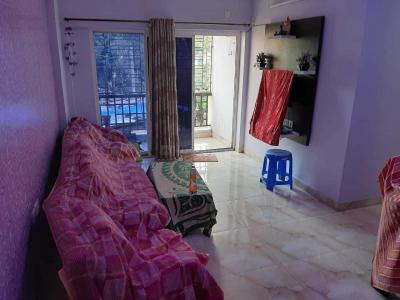 Gallery Cover Image of 1280 Sq.ft 3 BHK Apartment for rent in Loharuka Green Woods, Kaikhali for 22000