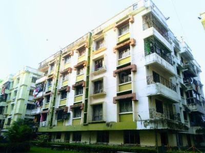 Gallery Cover Image of 1080 Sq.ft 2 BHK Apartment for buy in Saket Nagar, Dunlop for 4200000