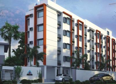 Gallery Cover Image of 825 Sq.ft 2 BHK Apartment for buy in Mannuthy for 2480000