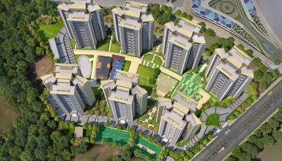 Gallery Cover Image of 980 Sq.ft 2 BHK Apartment for buy in Manhattan at Pride World City, Charholi Budruk for 5480000