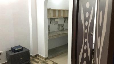 Gallery Cover Image of 500 Sq.ft 1 RK Independent Floor for rent in Sector 126 for 13000