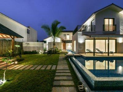 Gallery Cover Image of 2100 Sq.ft 4 BHK Independent House for buy in Sindhuja Green, Noida Extension for 5039000